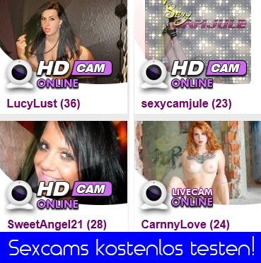 Kostenlos Sexcams